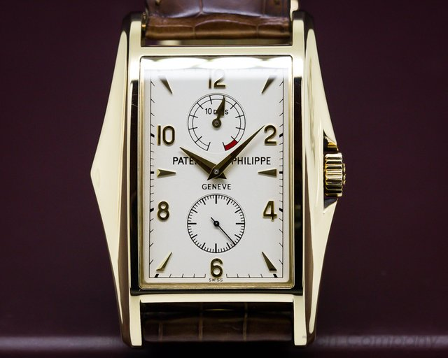 Patek Philippe 5100J-001 10 Day Power Reserve 18K Yellow Gold