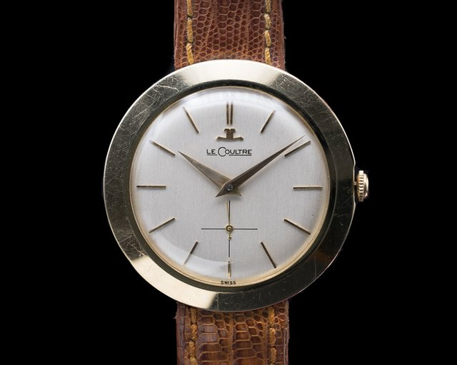 Jaeger LeCoultre  Vintage Manual Wind 14K Yellow Gold