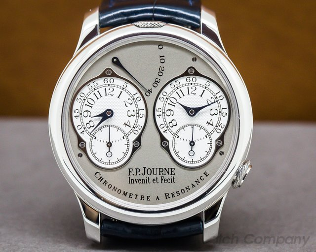 F. P. Journe  Chronometre Resonance