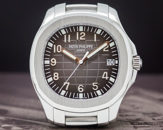 Patek Philippe 5167/1A-001 Aquanaut SS / SS
