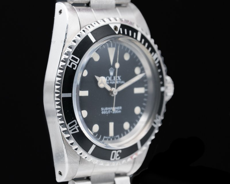 Rolex 5513 Vintage Maxi 5513 Matte Dial Submariner VERY NICE