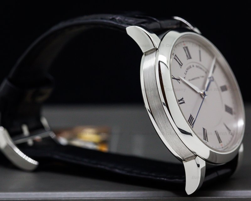 A. Lange and Sohne 232.025 Richard Lange Platinum