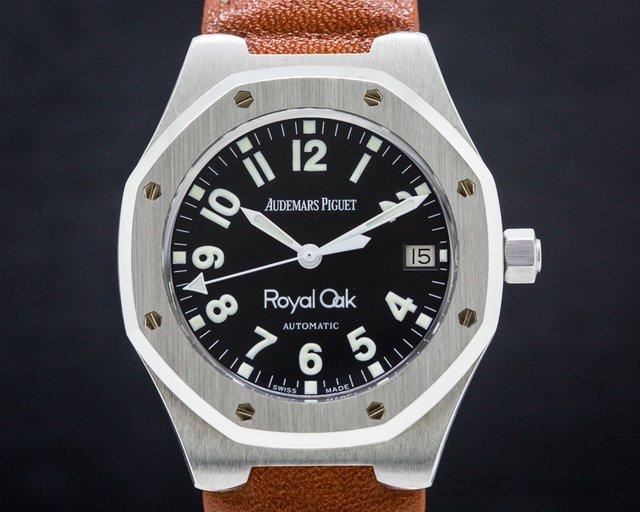 Audemars Piguet 14790ST.0.0789ST.07 Royal Oak Military Dial SS/Strap