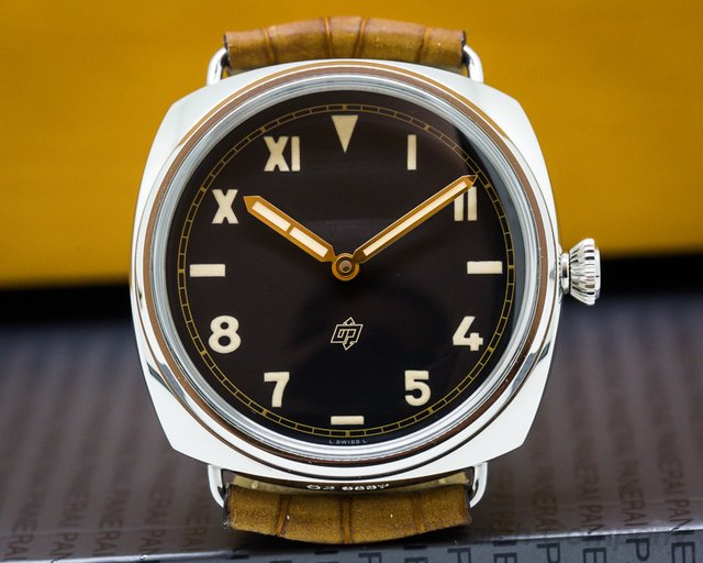Panerai PAM00424 Radiomir California 3 Days Black Dial