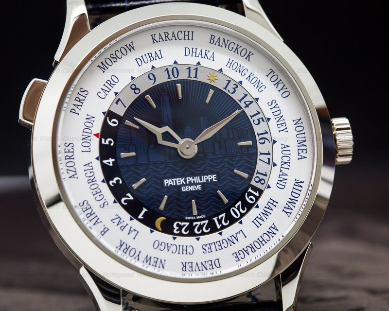 "Patek Philippe 5230G NEW YORK World Time 2017 Limited Edition"" UNWORN"