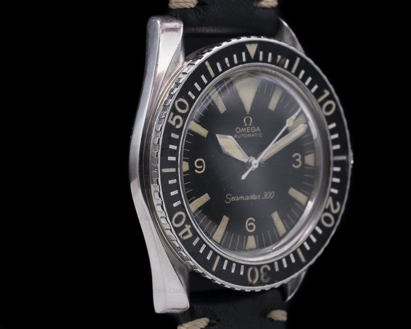 Omega 165.024 Vintage Seamaster 300 BIG TRIANGLE 1968