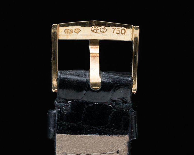 Patek Philippe 3445/100 Calatrava Automatic Roman Numerals 1970s RARE + UNPOLISHED