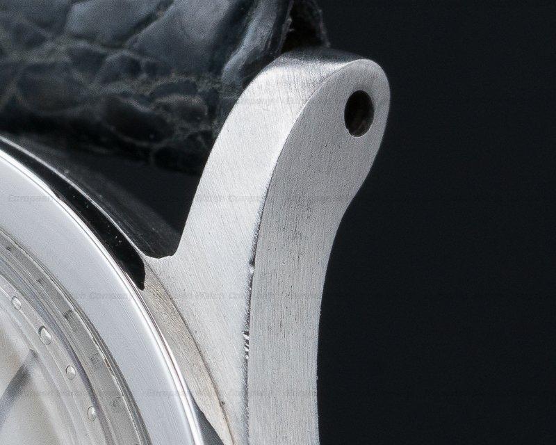 Patek Philippe 96 Calatrava 96 Stainless Steel Breguet Numerals