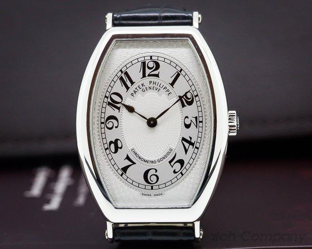 Patek Philippe 5098P Chronometro Gondolo Platinum