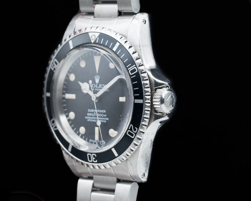 28020 Rolex 5512 Vintage 5512 Submariner Mkii Matte Maxi Dial