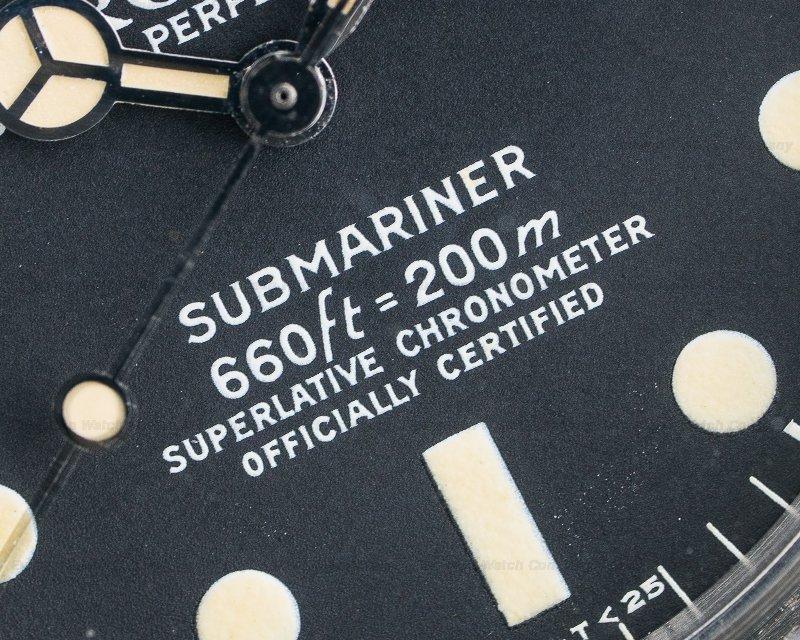 Rolex 1680 Vintage Submariner 1680 SS / 9315