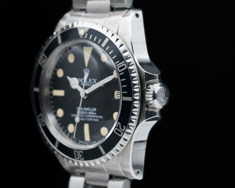 Rolex 1665 Vintage Sea Dweller FULL SET WOW