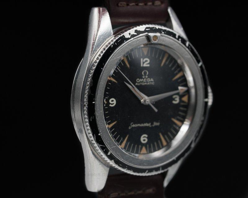 Omega 14755-61SC Vintage Seamaster 300 SS c. 1962