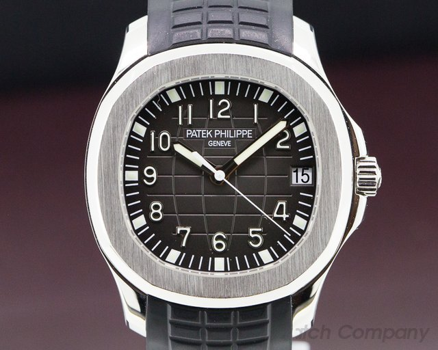 Patek Philippe 5165A-001 Aquanaut 5165A Mid Size RARE
