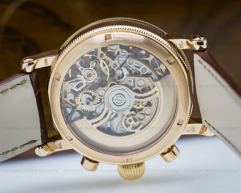Chronoswiss CH 7521 Opus Rose Gold/Rose Gold Buckle