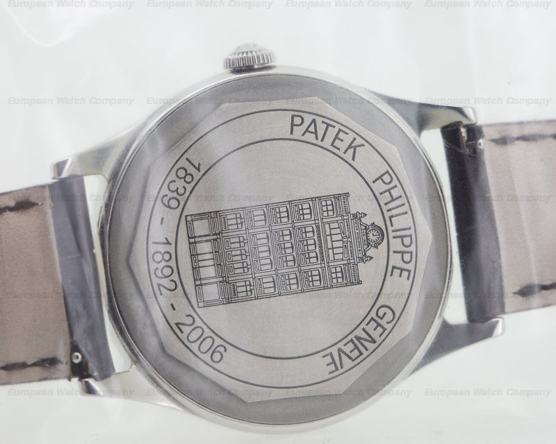 Patek Philippe 5565 Calatrava 5565 Stainless Steel Limited SEALED