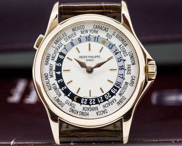 Patek Philippe 5110R-001 World Time 18K Rose Gold