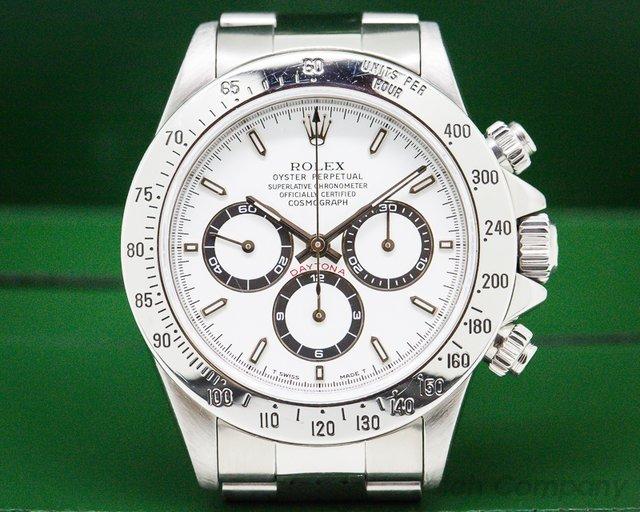 Rolex 16520 Daytona SS White Dial Zenith Movement T Series
