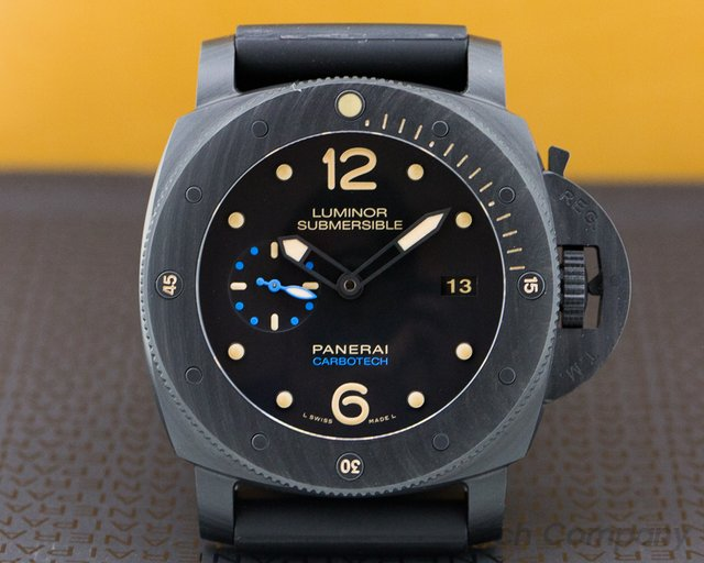 Panerai PAM00616 Luminor Submersible 1950 Carbotech 3 Days Automatic UNWORN