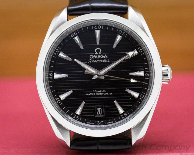 Omega 220.13.41.21.01.001 Seamaster Aqua Terra 150M Master Co-axial 41MM