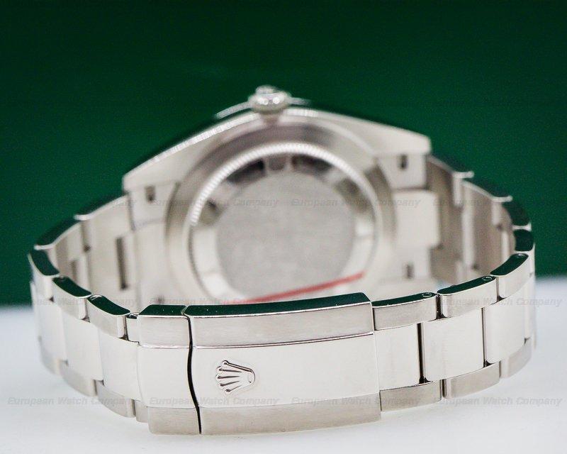 Rolex 126300 Datejust 41 Blue Stick Dial SS