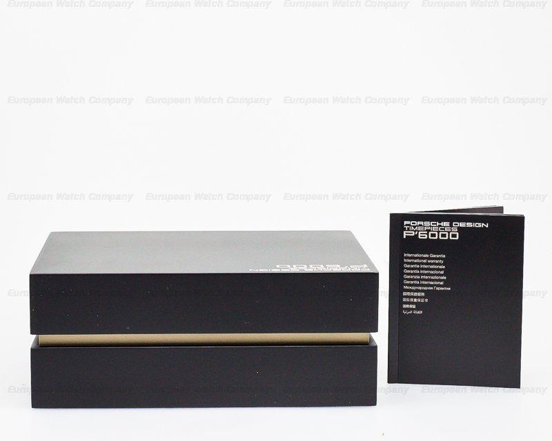 Porsche Design 6605.41.40.135 P10 Chronograph SS / SS Bracelet