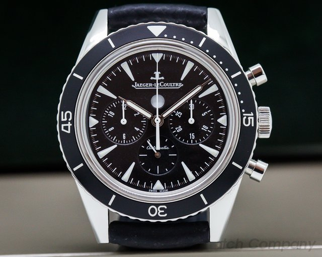 Jaeger LeCoultre 206.85.70 Tribute to Deep Sea Chronograph