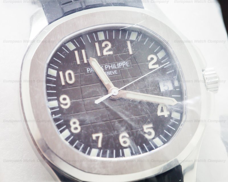 Patek Philippe 5167A-001 Aquanaut SS / Rubber SEALED