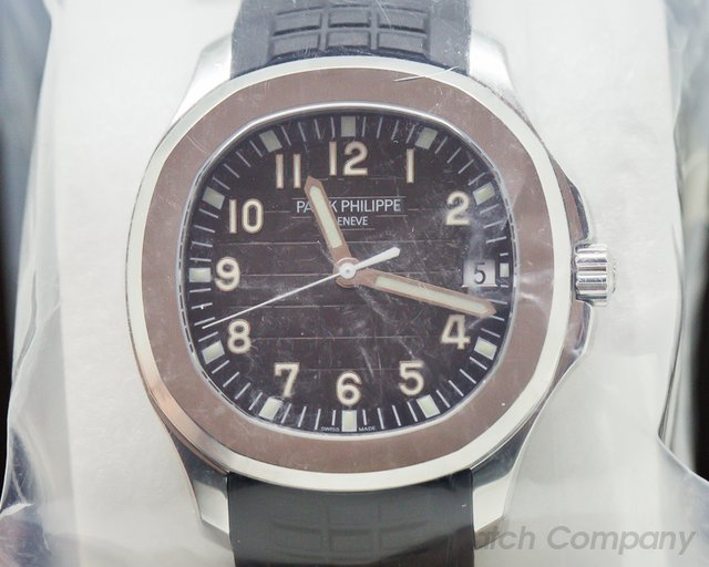 Patek Philippe 5167A-001 Aquanaut SS / Rubber SEALED
