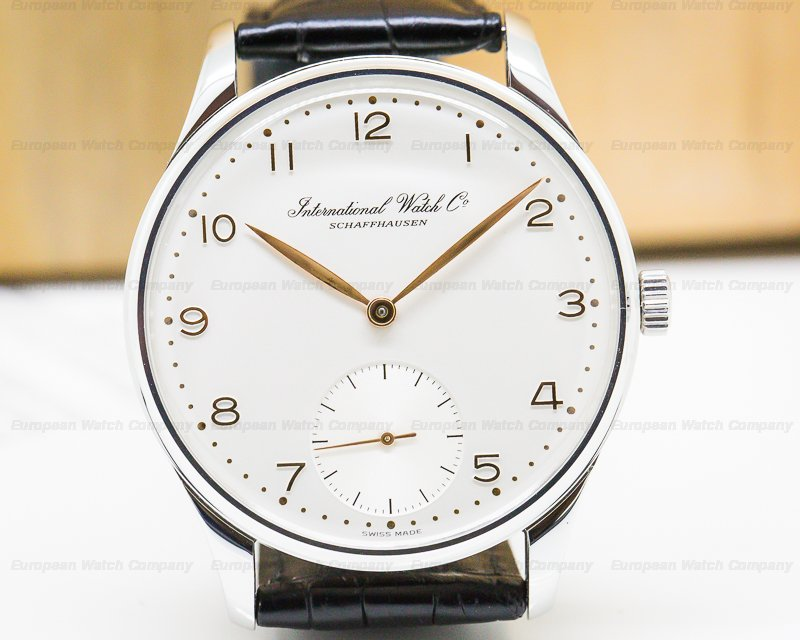 IWC 5441 Portuguese Jubilee 125th Anniversary Limited Edition SS FULL SET