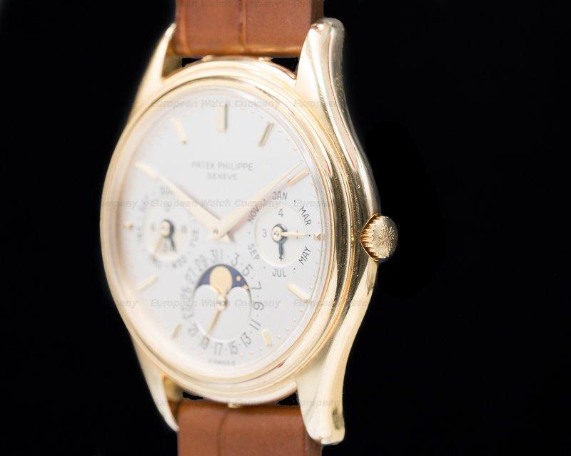 Patek Philippe 3940 Perpetual Calendar 3940 '1st Series'RARE