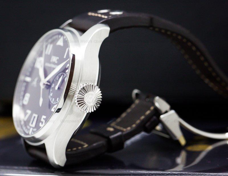 IWC IW500422 Big Pilot Antoine De Saint Exupery Limited Edition Brown Dial