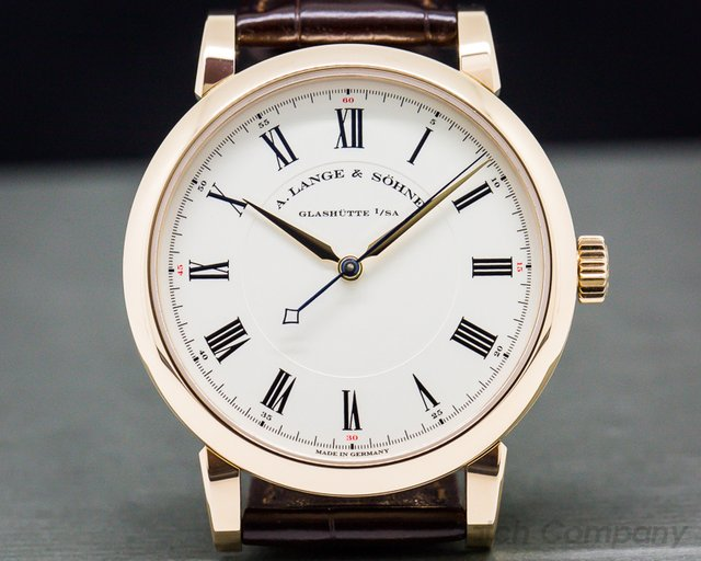 A. Lange and Sohne 232.032 Richard Lange 18K Rose Gold