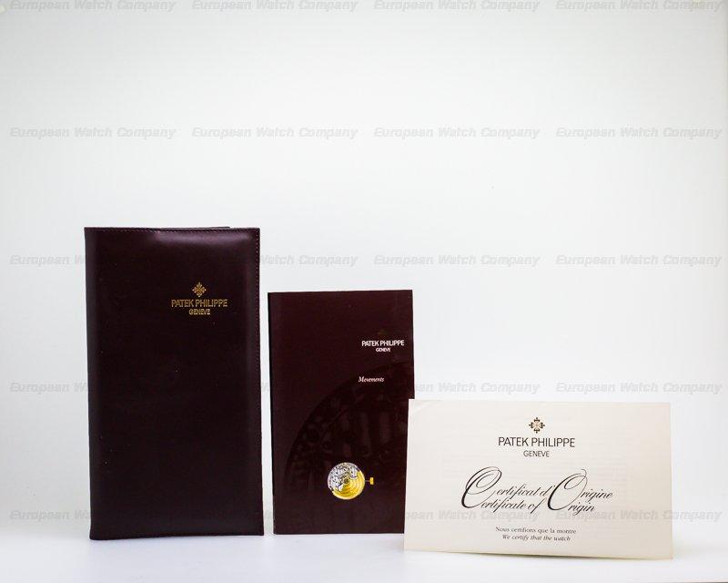 Patek Philippe 4905J Lady Calatrava Manual Wind 18K Yellow Gold