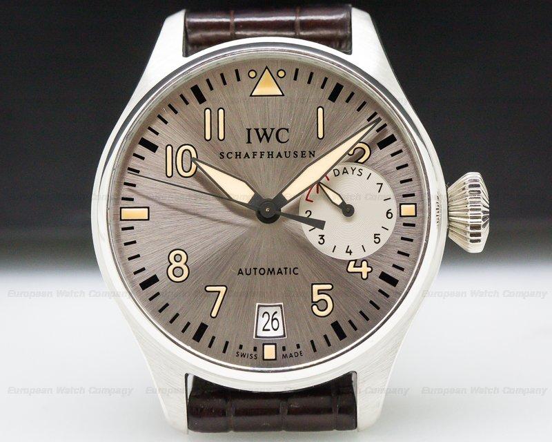 IWC IW500413 Big Pilot Platinum Father Edition