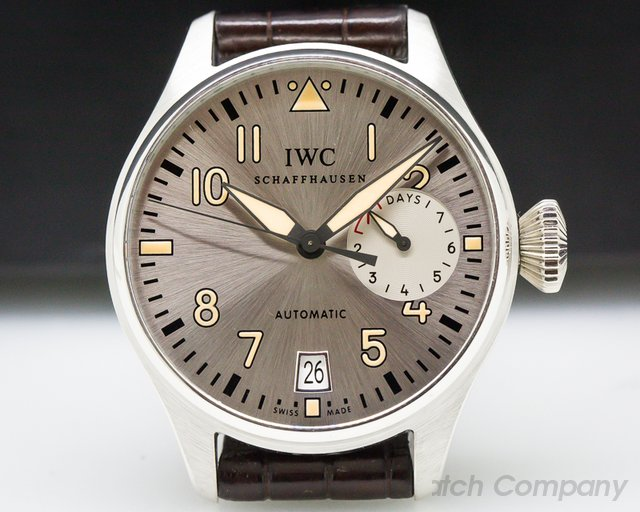 IWC IW500413 Big Pilot Platinum Father Edition