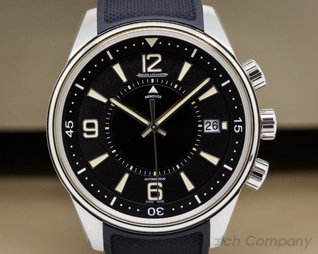 Jaeger LeCoultre Q9038670 Polaris Memovox Limited Edition SS