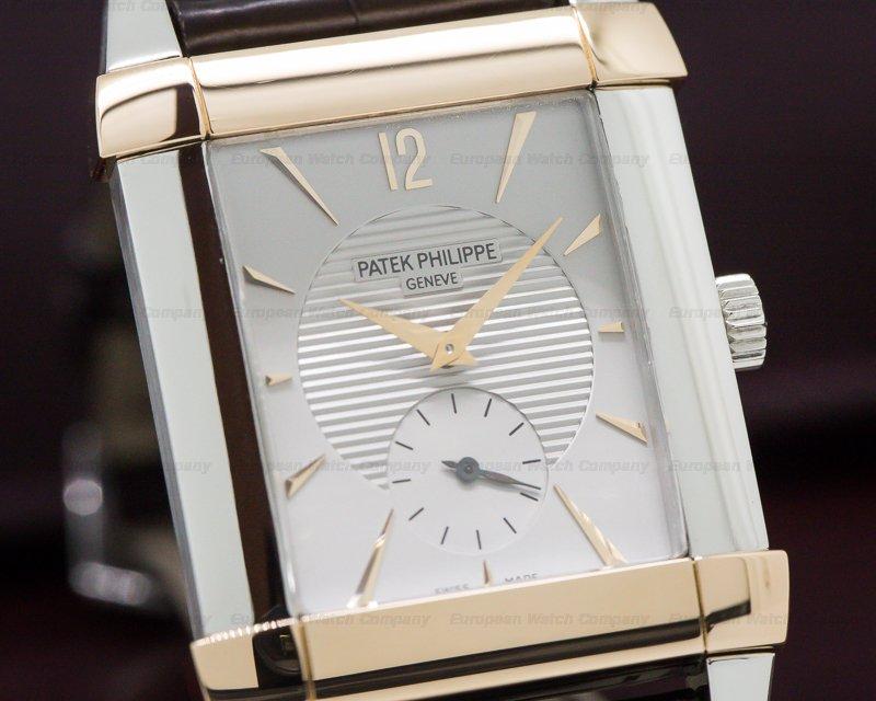 Patek Philippe 5111PR-001 Gondolo Platinum / 18K Rose