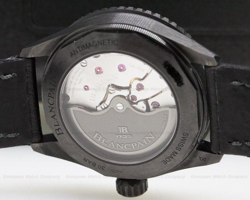 Blancpain 5000-0130-B52A Fifty Fathoms Bathyscaphe Ceramic