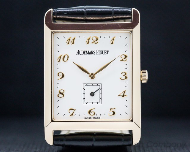 Audemars Piguet 14918.002 Edward Piguet 18k Rose Gold Manual Wind