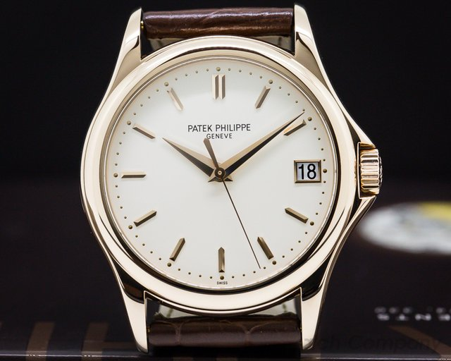 Patek Philippe 5127R Calatrava Automatic 18K Rose Gold