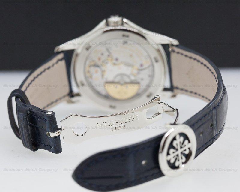 Patek Philippe 5130P-001 World Time Platinum