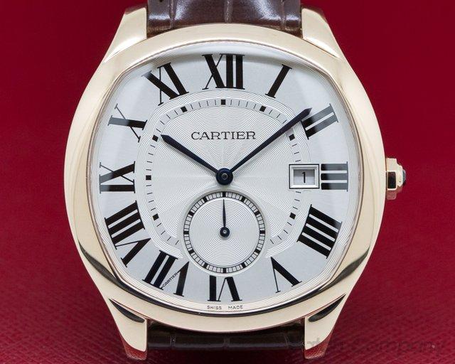 Cartier WGNM0003 Drive de Cartier Rose Gold