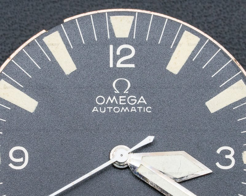 Omega 165.024 Vintage Seamaster 300 INCREDIBLE on Original Bracelet