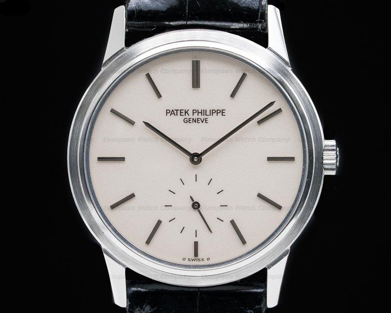 Patek Philippe 3718 Calatrava 150 Commemorative Limited Edition SS