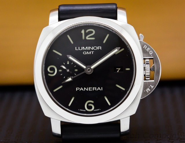 Panerai PAM00320 Luminor 1950 3 Days GMT SS