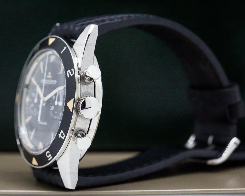 Jaeger LeCoultre 207857J Tribute to Deep Sea Vintage Chronograph
