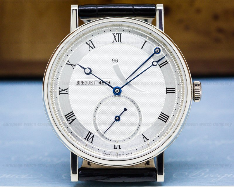 Breguet 5277bb/12/9v6 Breguet Classique 5277 Manual Wind 18K White Gold