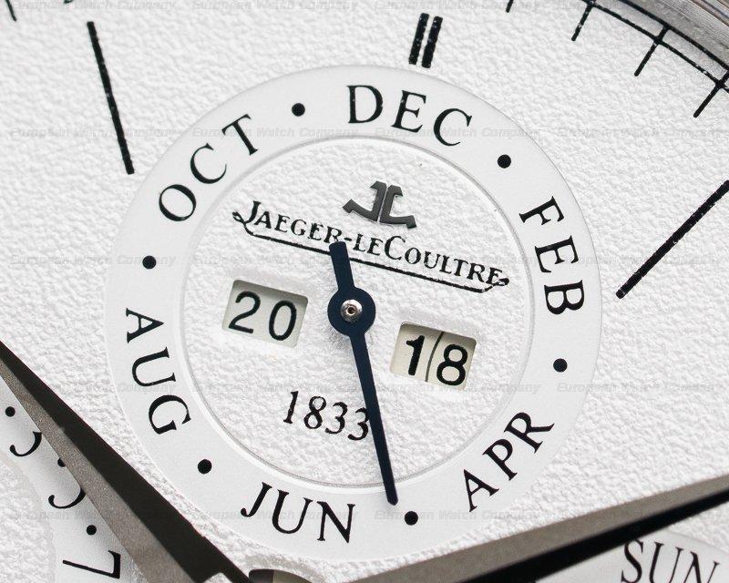 Jaeger LeCoultre Q5046520 Master Grande Tradition Tourbillon Cylindrique Quantieme Perpetuel Plati