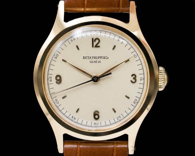 Patek Philippe 565 565 Yellow Gold / Center Seconds MINT